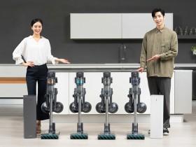 삼성전자 2020년형 '제트' 무선청소기와 '청정스테이션' 출시 예고