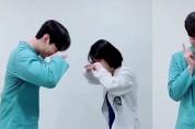 '직진커플' 소주연&김민재 귀여움 뿜뿜 '아무노래'챌린지