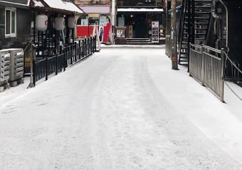 빙판길 안전사고 대처법, 도로와 인도에 켜진 적신호